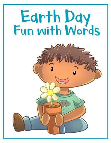 Earth Day Fun With Words Activity Printable