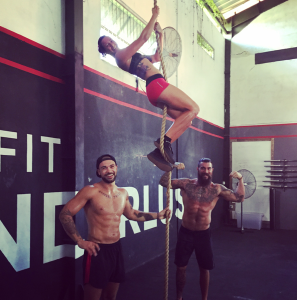 CrossFit, Musician & Chef - Astren tells Ollybars how it is.