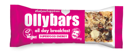 All Day Breakfast Bars - Half Box 10 Bars