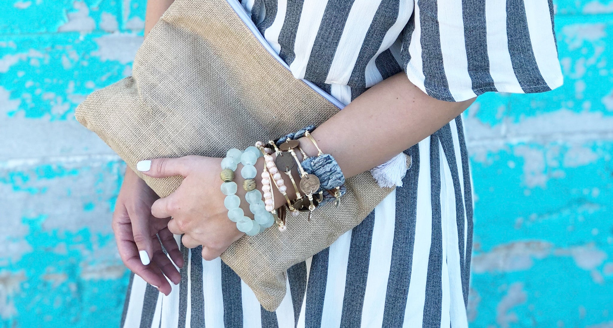 Bangles, Necklaces + More