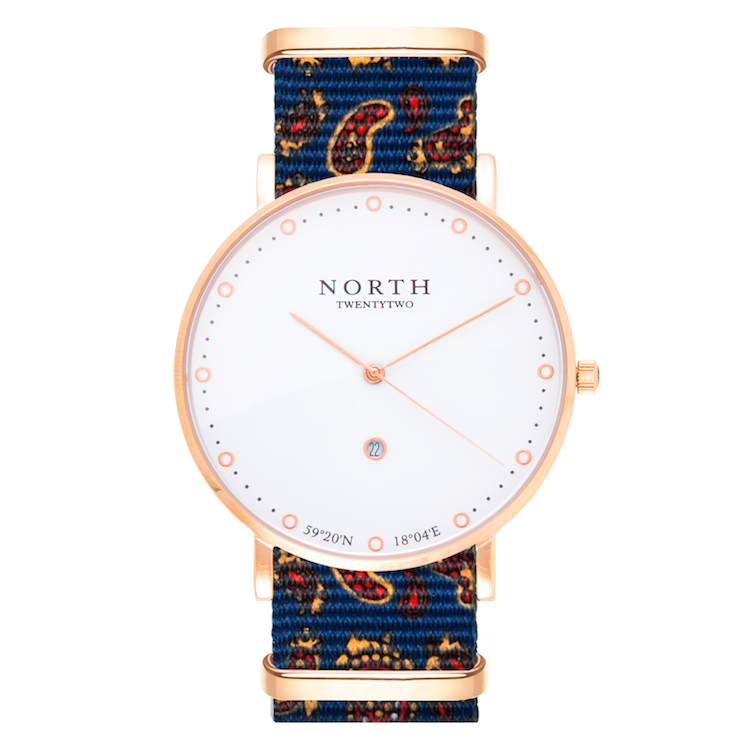 Nord - Borgholm Rose Gold