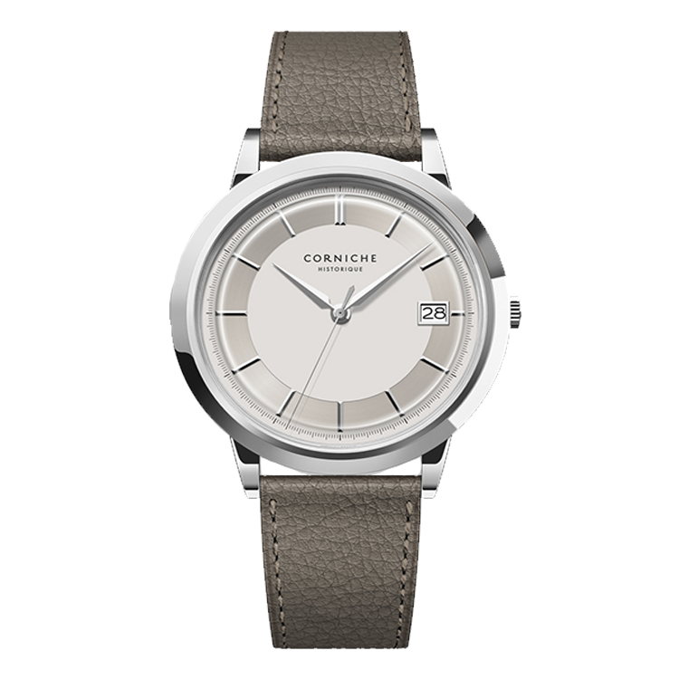 Historique Automatic - White & Stainless Steel