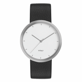 Soho - Stainless Steel Leather