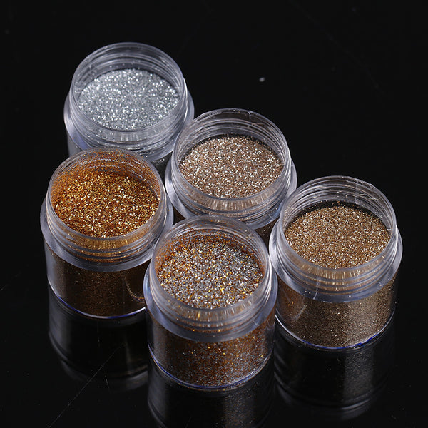 Sizzling Champagne Glitters