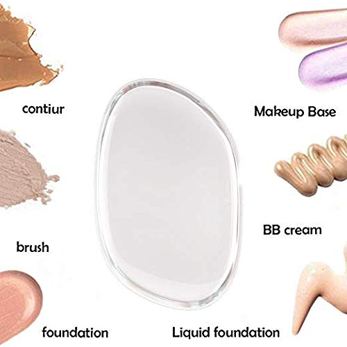 Puff Silicone Sponge for Liquid & Cream Based Makeup Blending