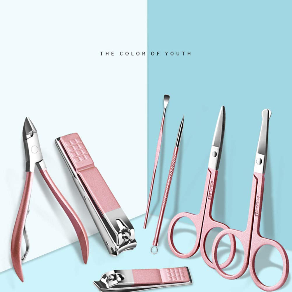 Manicure | Nail Clippers Set 18 in 1 Grooming Kit