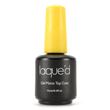 Laque'd Gel Matte Top Coat