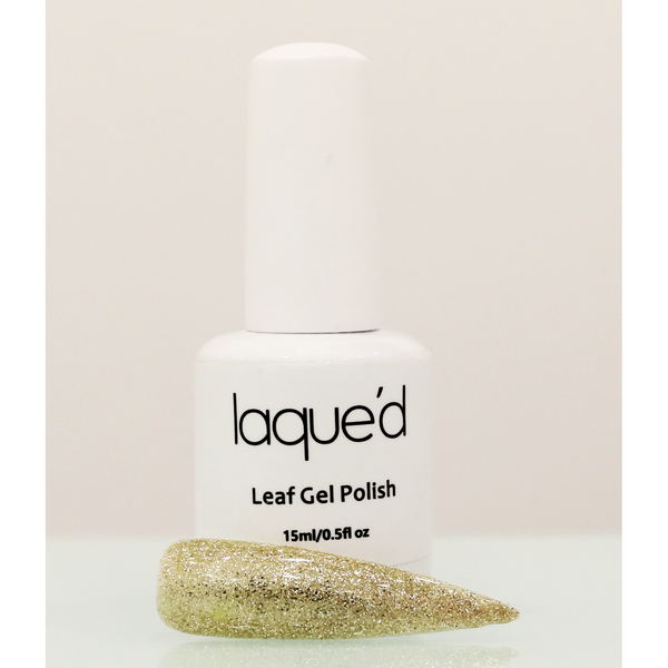 #002 Leaf Gel Polish