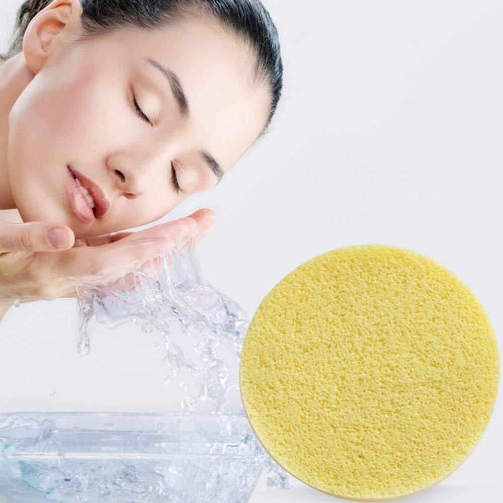 Compressed Face Cleansing Pad (Set of 12)