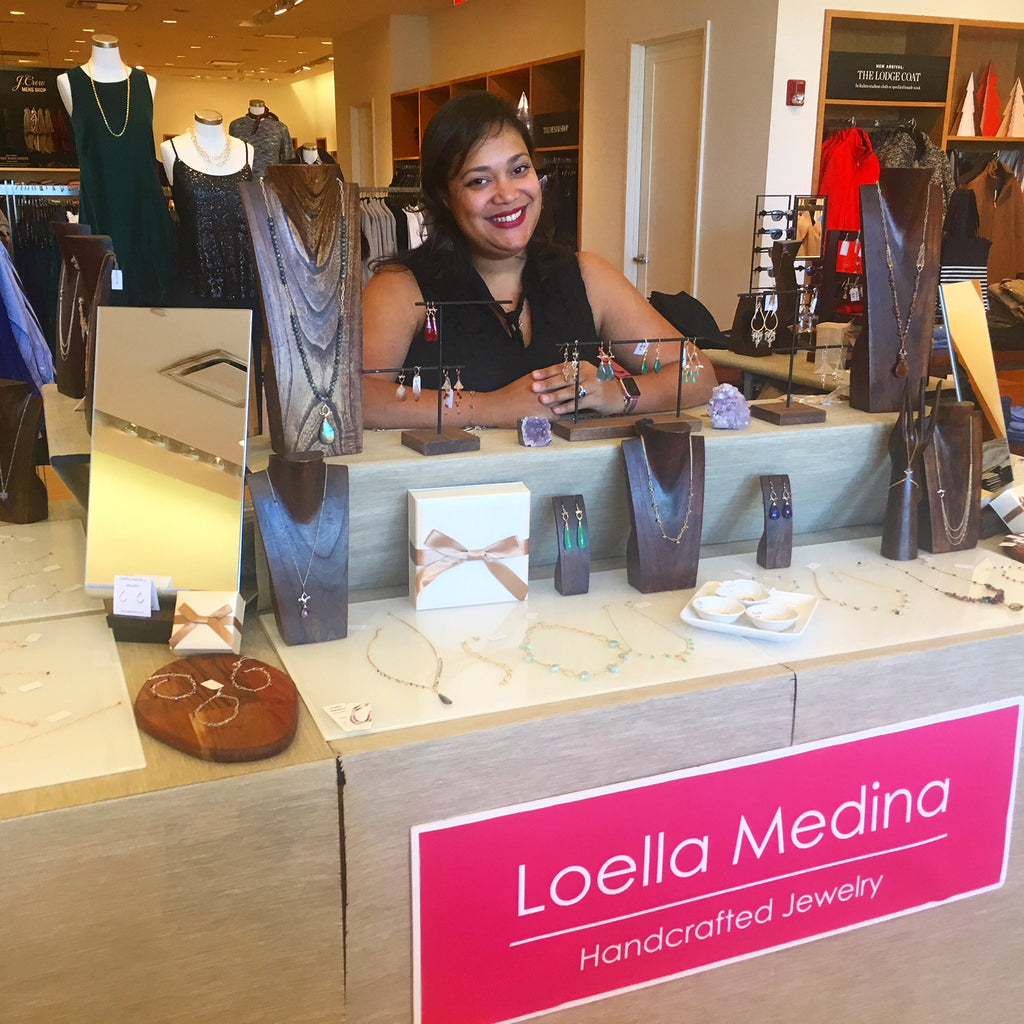 Loella Medina Jewelry at JCrew!