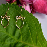 Andy - 14k Gold Filled Earrings