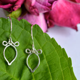 Andy - Sterling Silver Earrings
