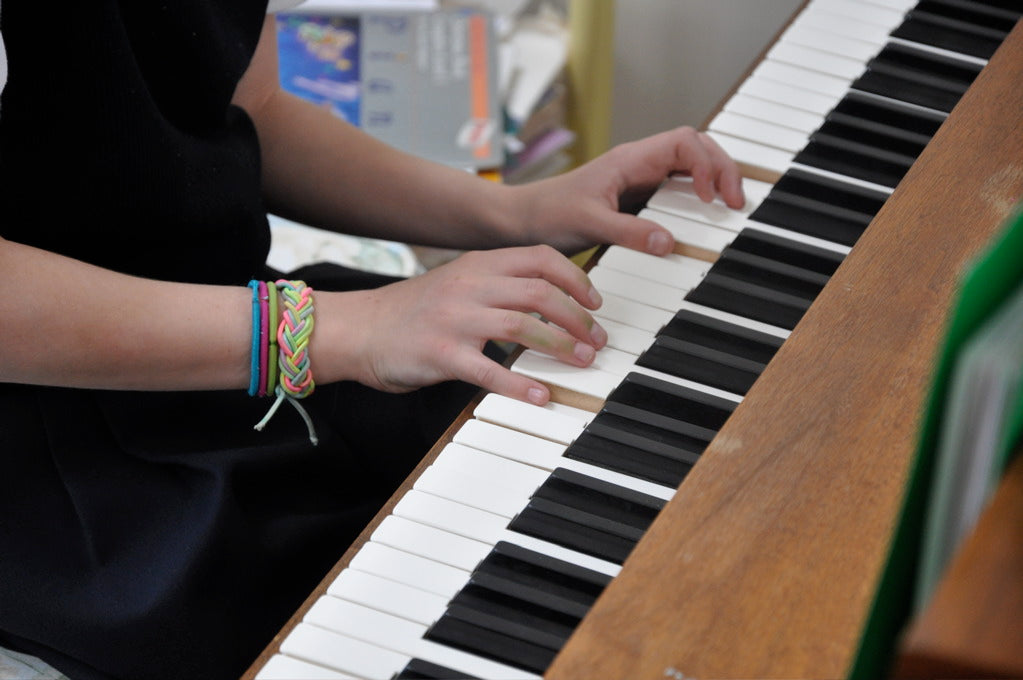 Music Students With ADHD: Playing (Music) to Their Strengths