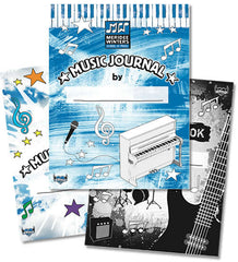 Meridee Winters Music Journals