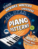 (SPIRAL BOUND) Meridee Winters All Star Piano Patterns Book 2: Heroes of Harmony