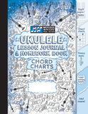 Ukulele Lesson Journal & Homework Book