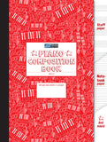 Piano Composition Book