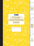 Music Composition Book