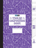 Violin Composition Book
