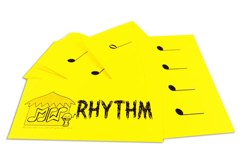 Meridee Winters Level 1 Rhythm Village™ Flash Cards