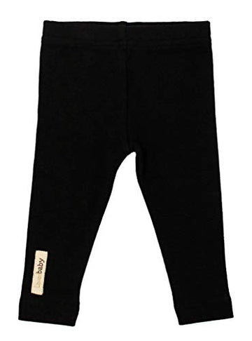 L'ovedbaby Organic Leggings - Black