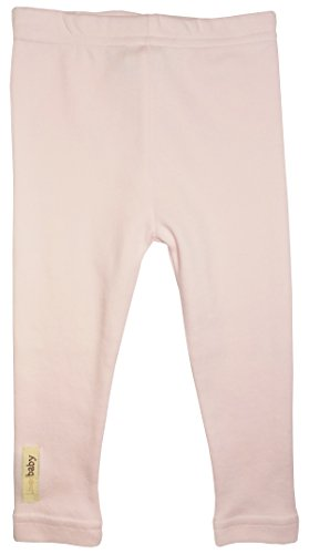 L'ovedbaby Organic Leggings - Blush