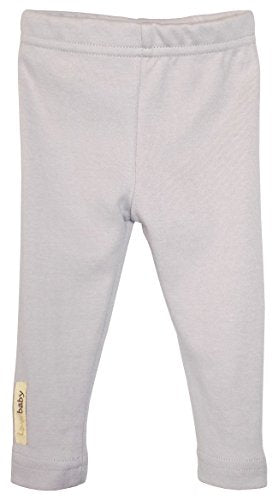L'ovedbaby Organic Leggings - Light Gray