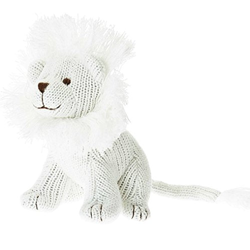 Beba Bean Knit Cotton Animal Rattle for Baby