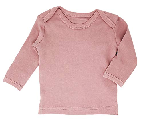 L'ovedbaby Unisex-Baby Organic Cotton Long Sleeve Shirt