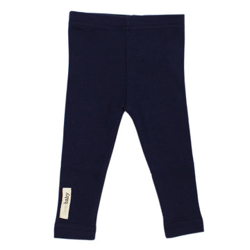 L'ovedbaby Organic Leggings - Navy