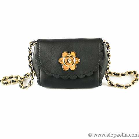 mulberry mini flower bag