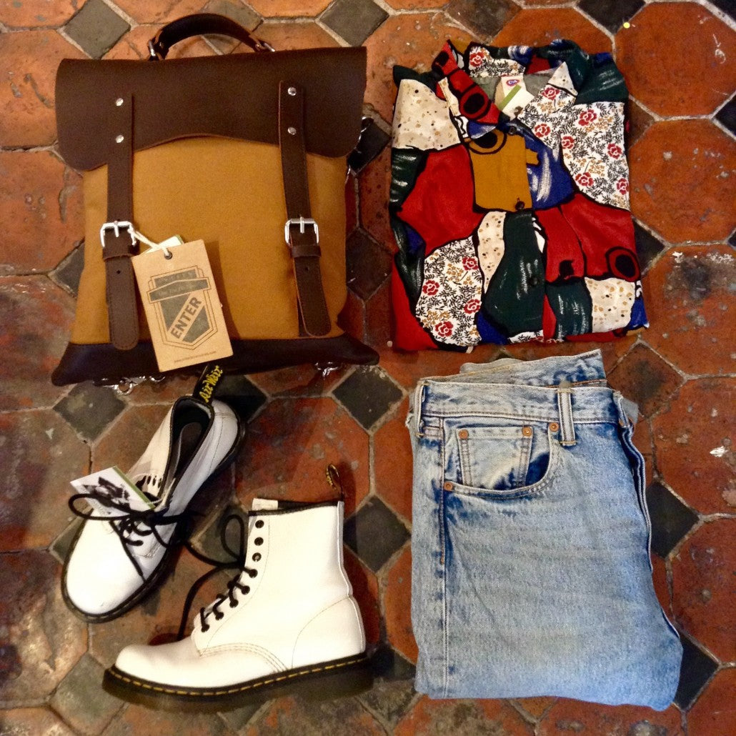 Back to college full outfit 1