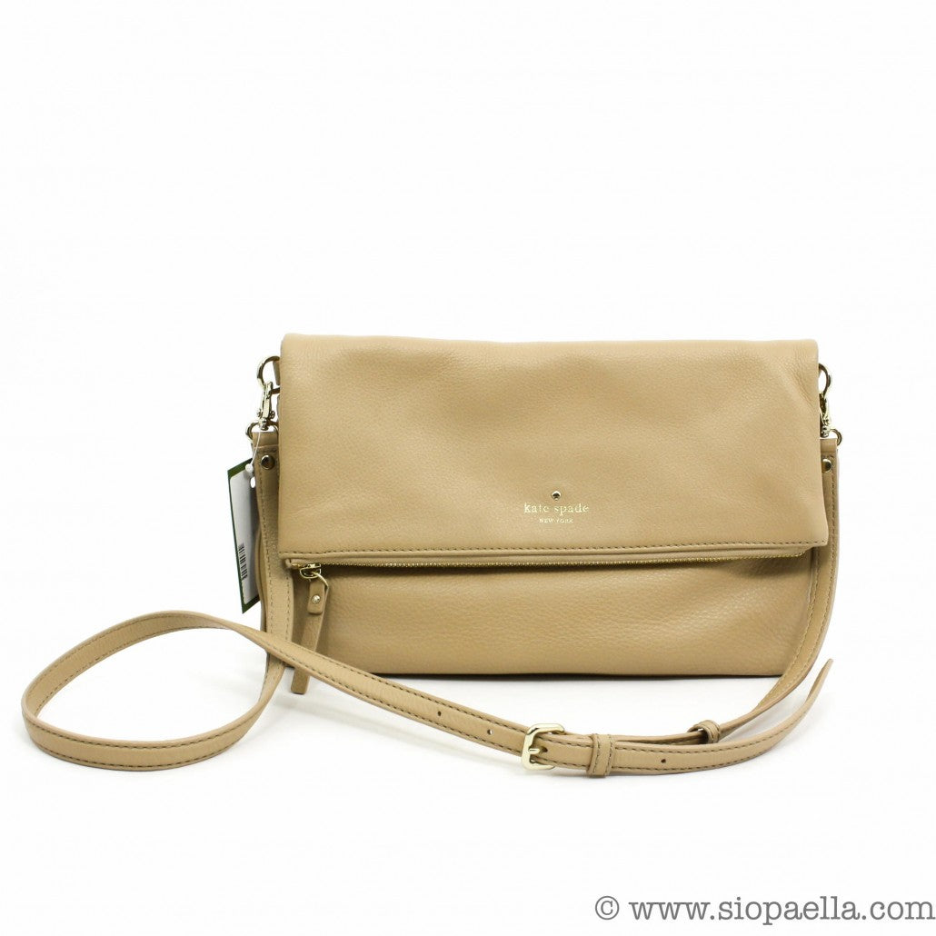 527812bcde44e0 Cream Designer Shoulder Bags. Medigriffe Italian Made Cream Leather  Convertible Handbag Shoulder Bag
