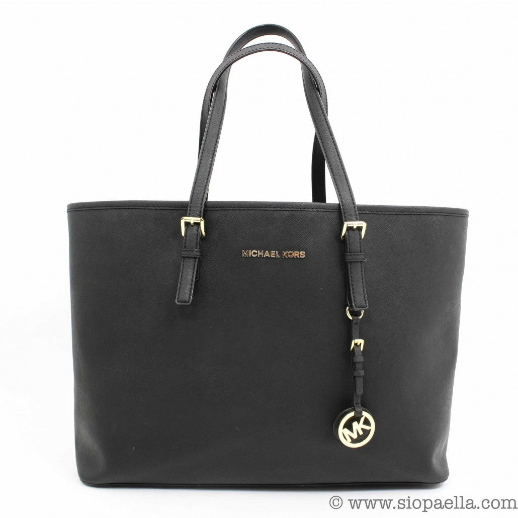 MICHAEL KORS JET SET TOTE-SIOPAELLA DESIGNER EXCHANGE-BEST VALUE DESIGNER HANDBAGS