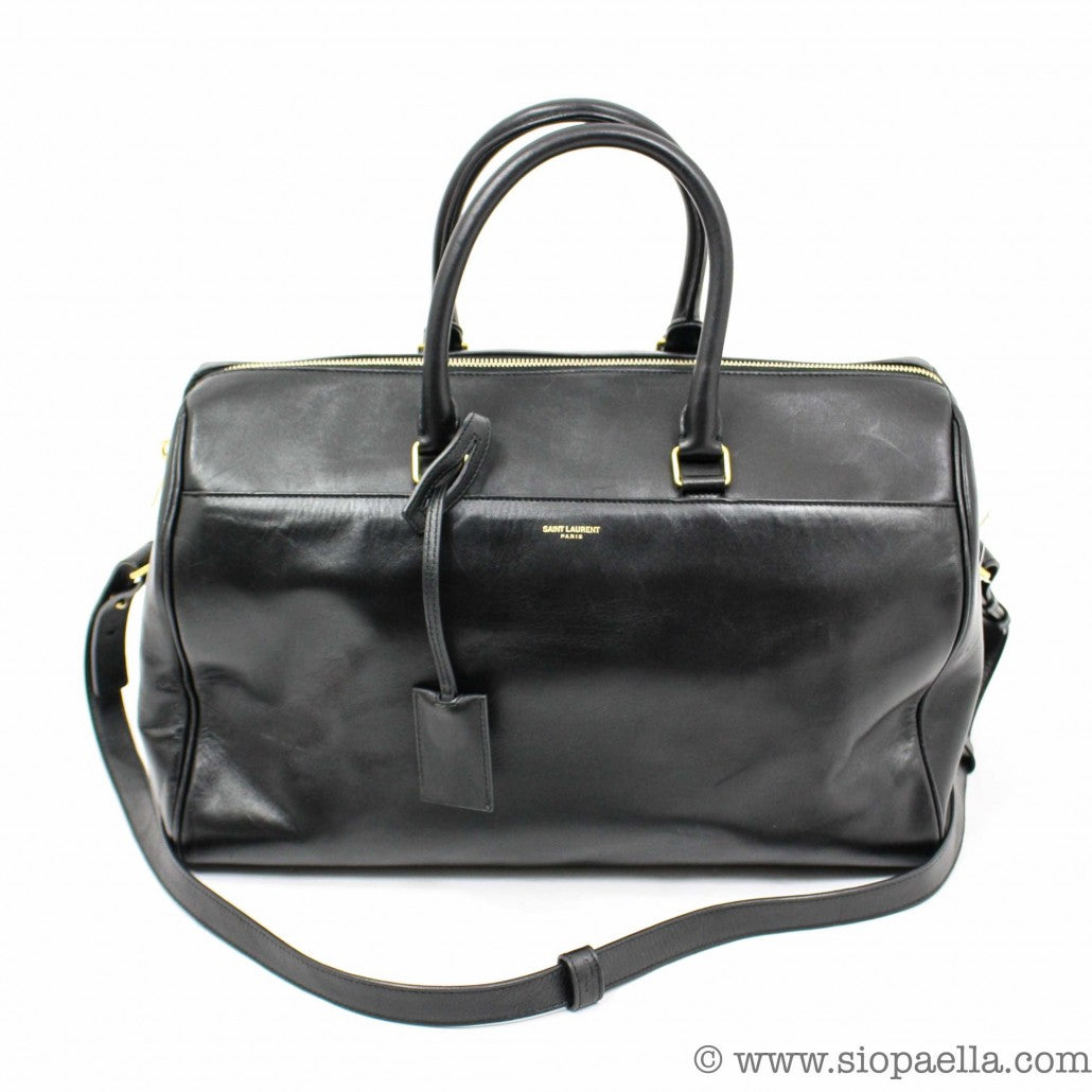 Saint-Laurent-Classic-Duffle-Siopaella-Designer-Exchange-1