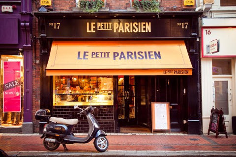 f5c1792a7b94 Visit Le Petit Parisien for coffee and some pre-bargain hunting fuel!