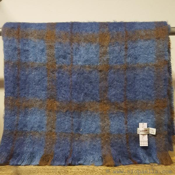 Cushendale Brushed Mohair Throw - Siopaella Designer Exchange