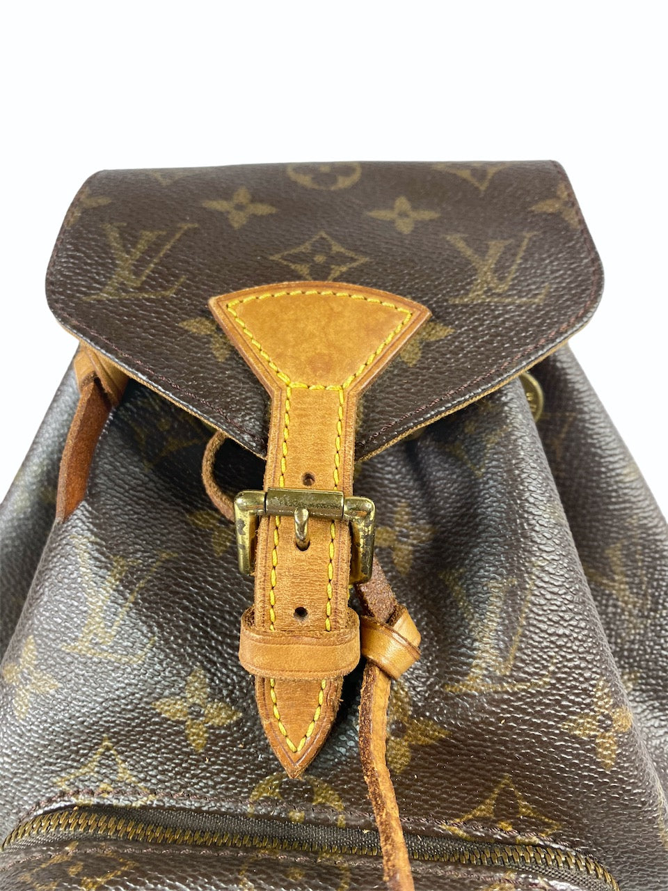 Louis Vuitton Monogram Canvas Montsouris Backpack PM