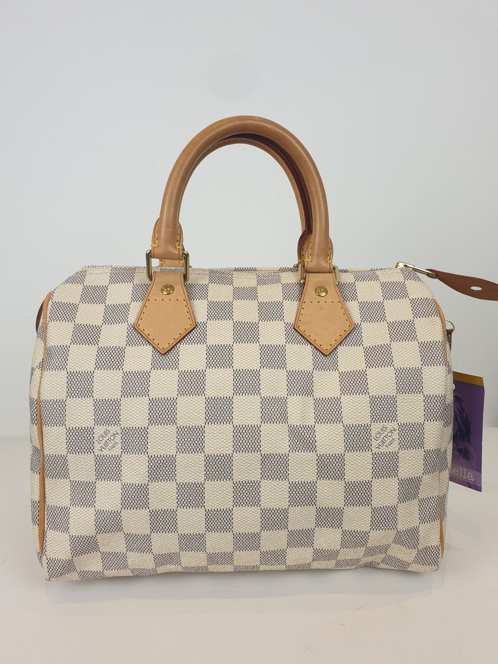 Louis Vuitton Damier Azur Speedy 25 - As Seen on Instagram - Siopaella Designer Exchange
