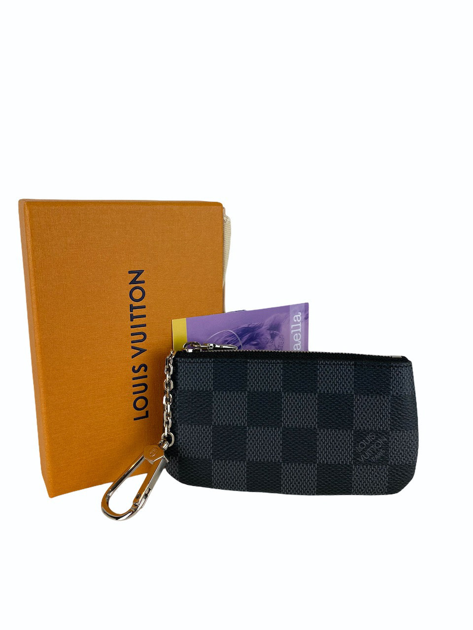 Louis Vuitton Damier Graphite Coin Purse - As Seen on Instagram 20/09/2020