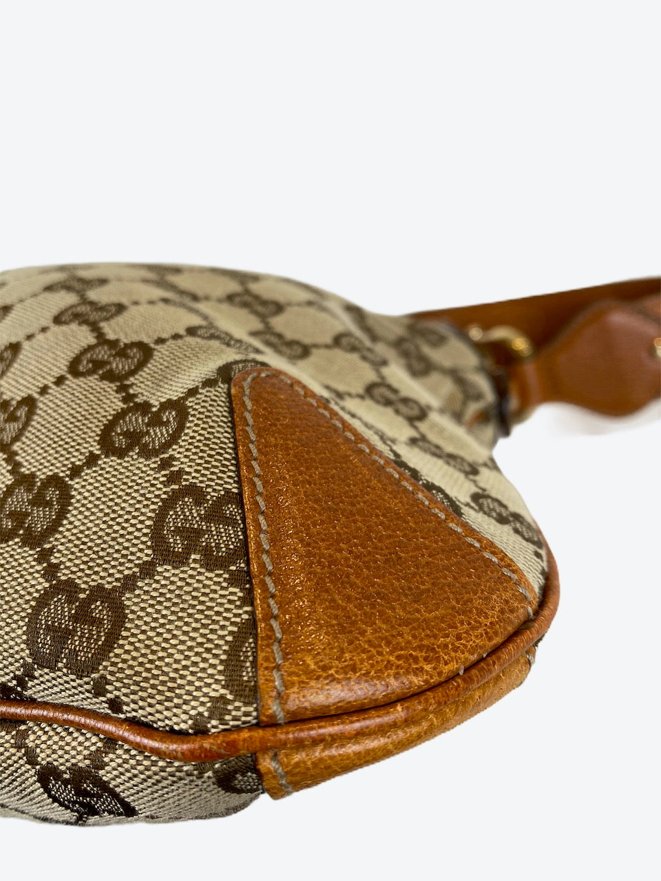 Gucci Monogram Canvas Hobo - As Seen on Instagram 2/9/20