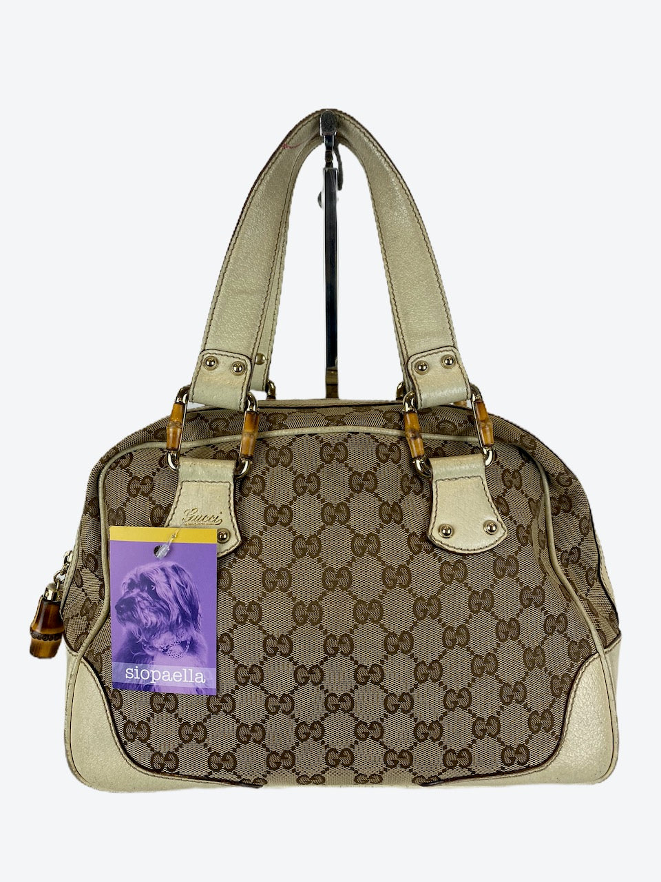 Gucci Monogram Canvas Tote - As Seen on Instagram 2/9/20
