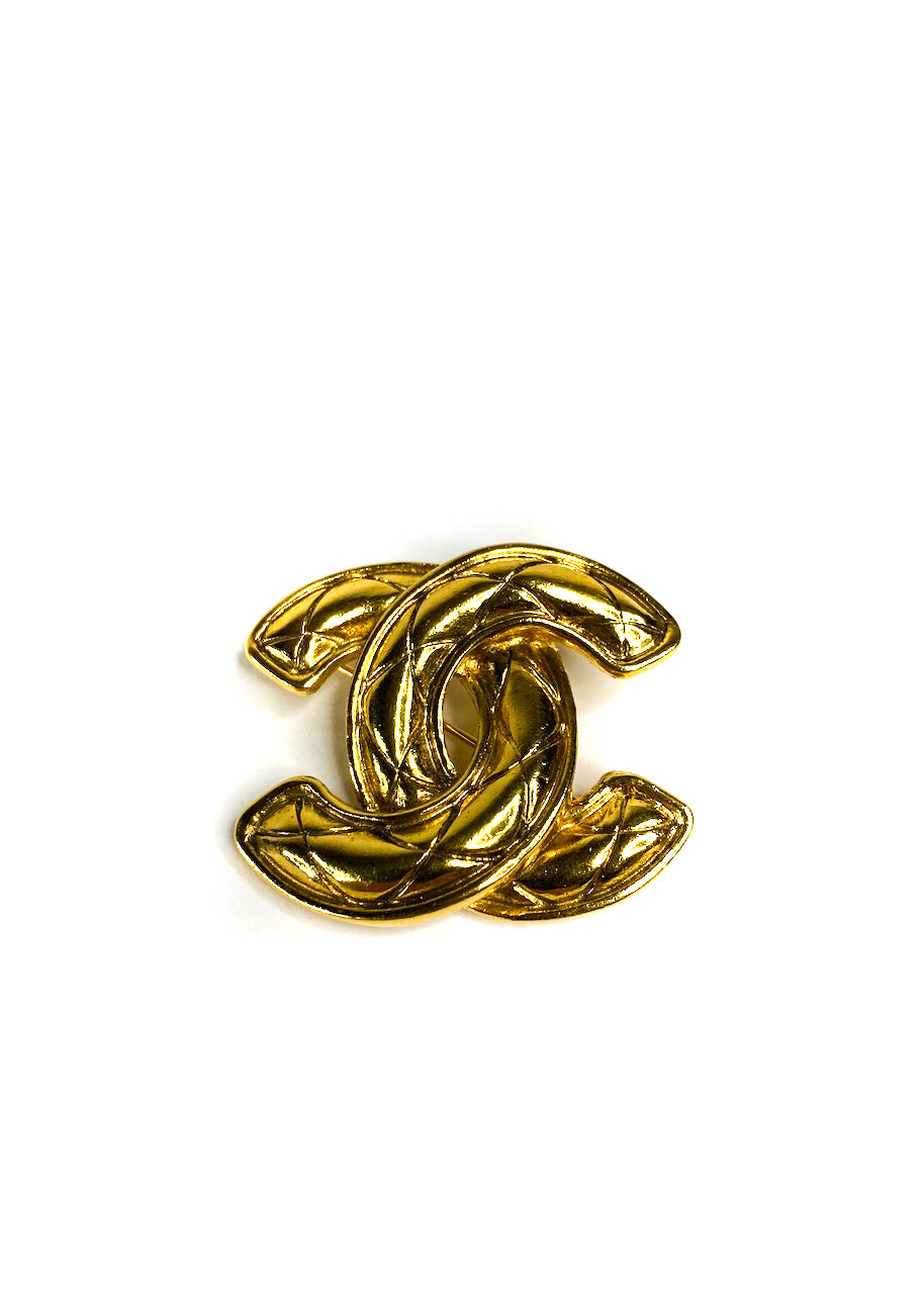 Chanel CC Brooch - As Seen on Instagram 26.07.2020 - Siopaella Designer Exchange