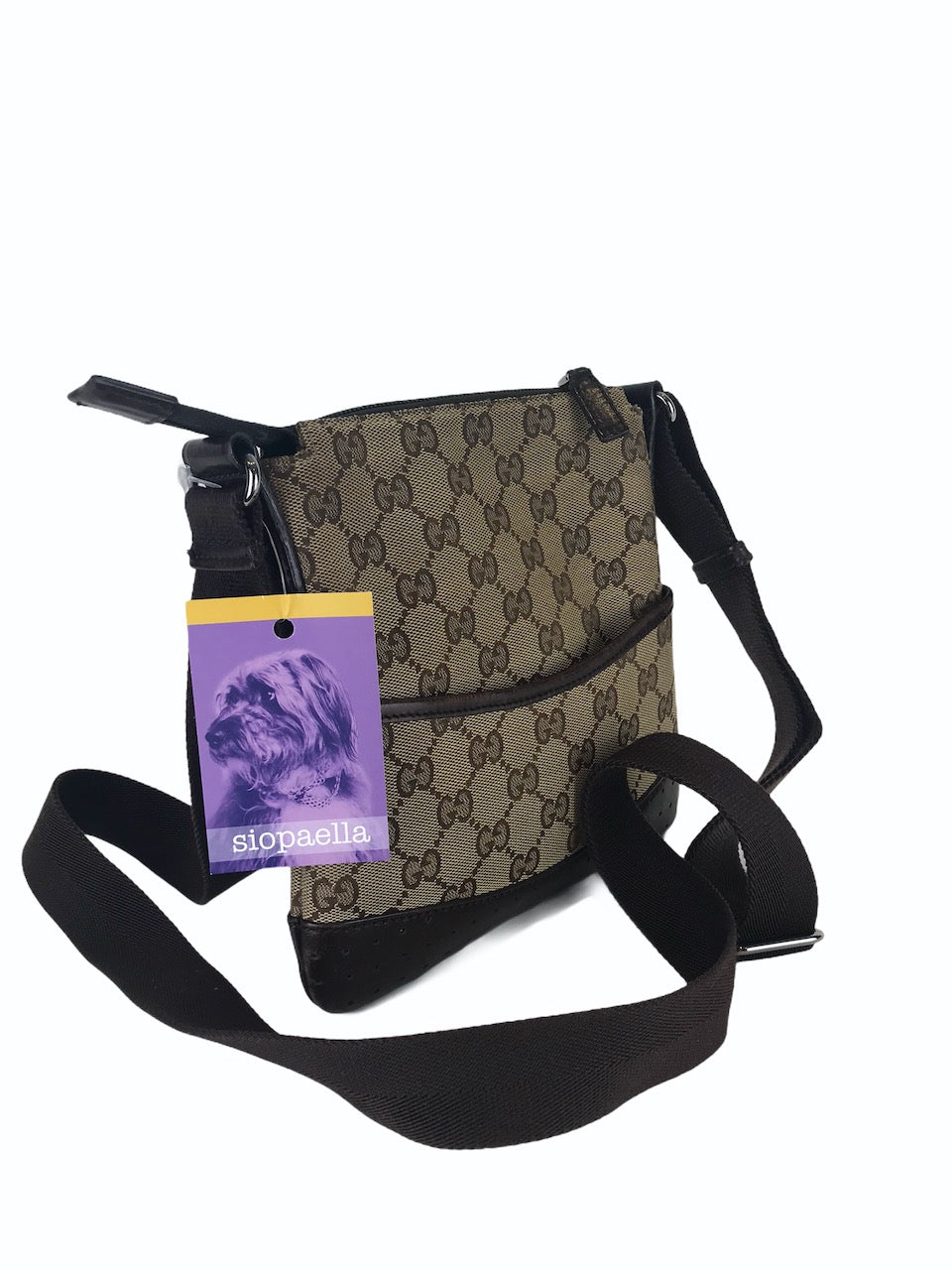 Gucci Small GG Canvas Crossbody - As Seen On Instagram
