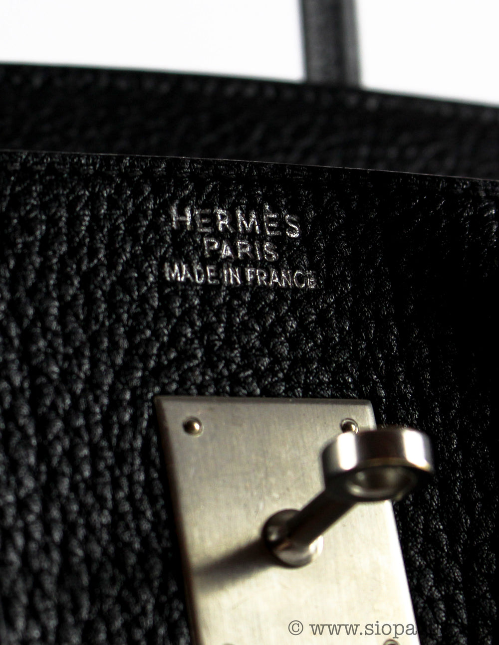 Hermès Togo Leather Birkin 35 - Siopaella Designer Exchange
