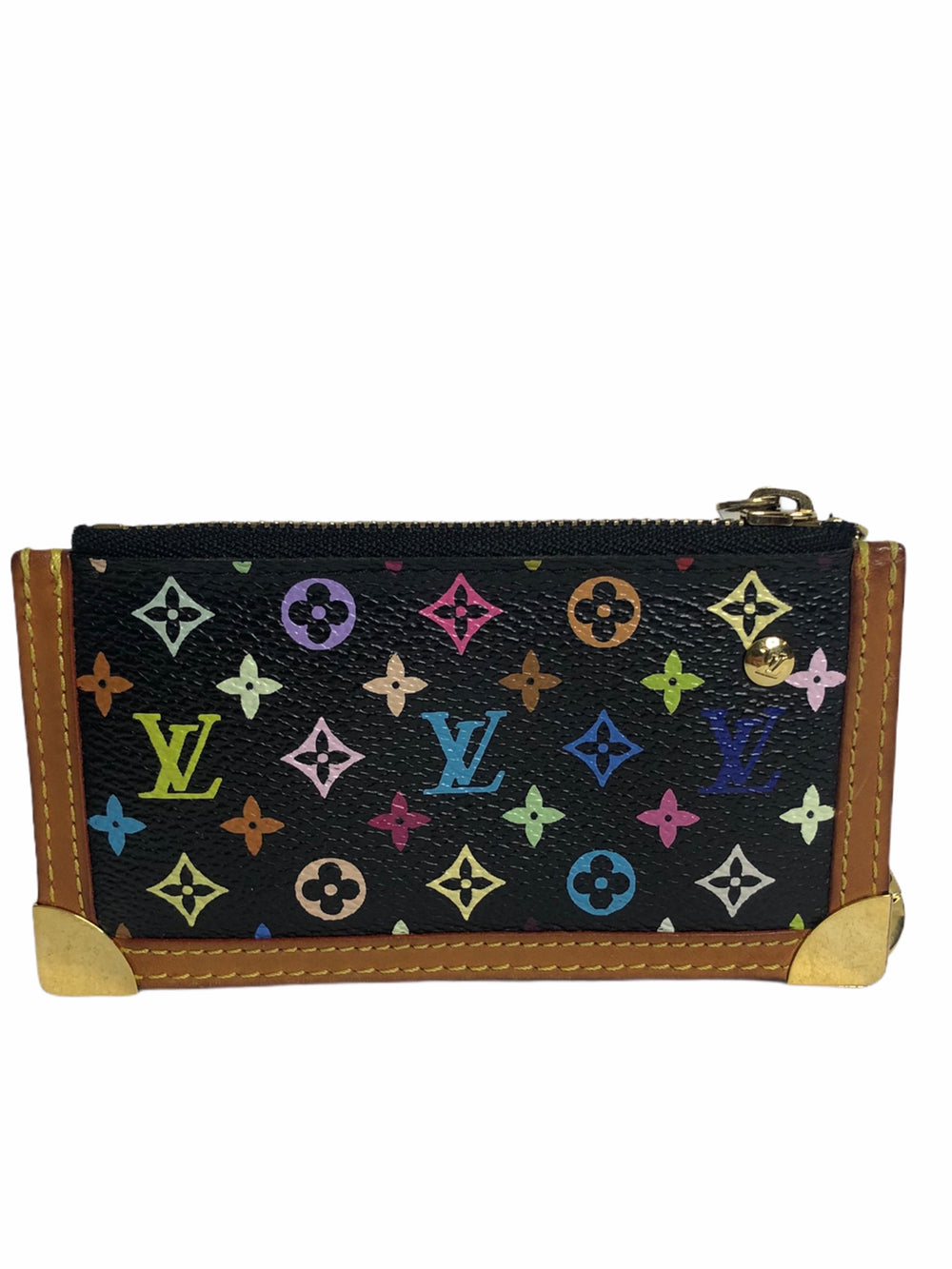 Louis Vuitton MultiColor Monogram Canvas Coin Purse  - As Seen on Instagram 18/11/20