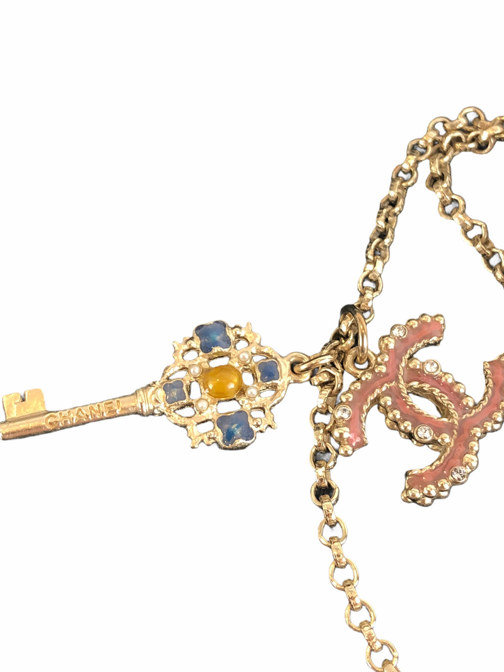 Chanel Charm Bracelet in Gold Tone - As Seen on Instagram 30/09/2020
