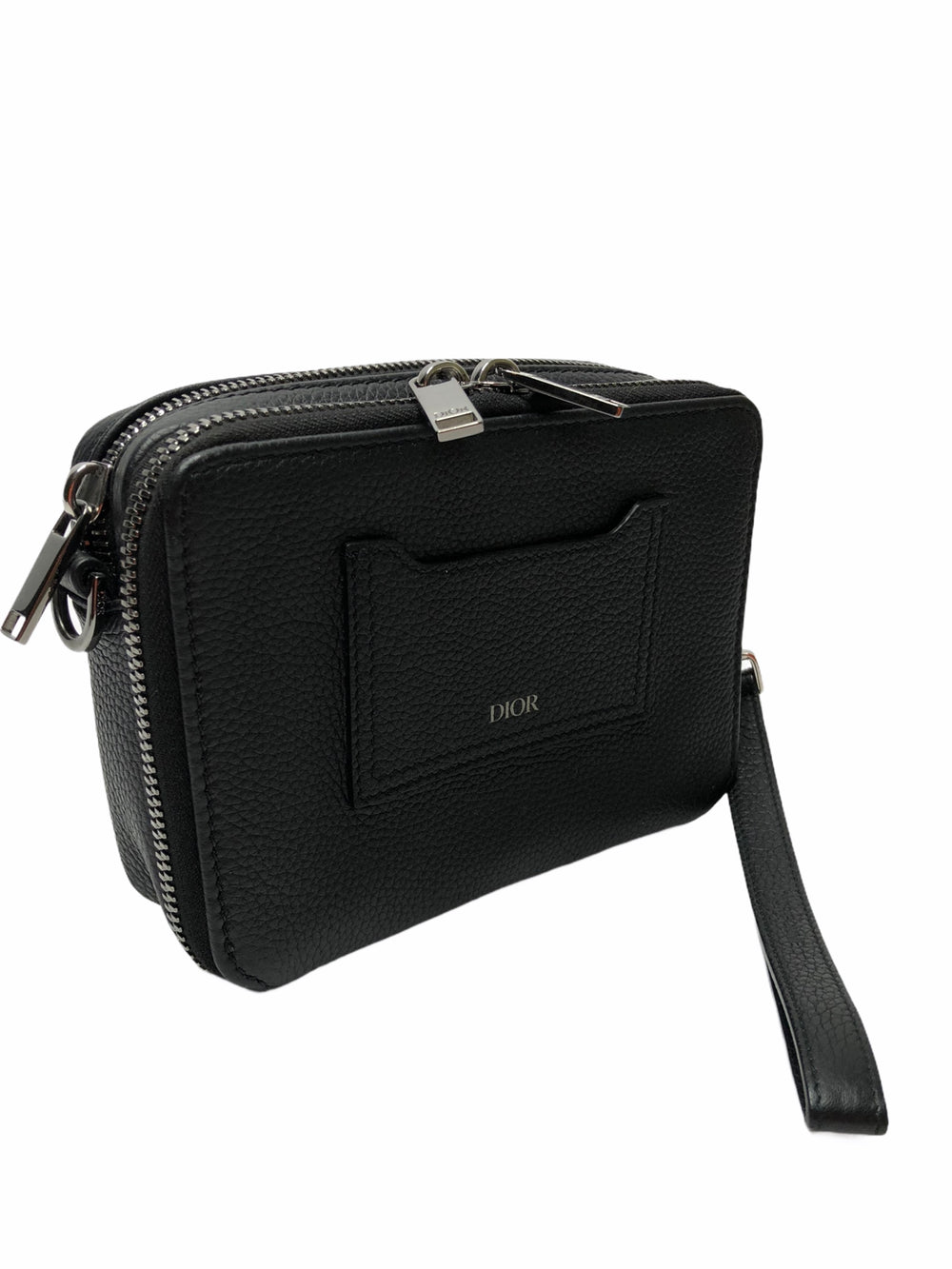 Christian Dior Leather Cosmetic Case  - As Seen on Instagram
