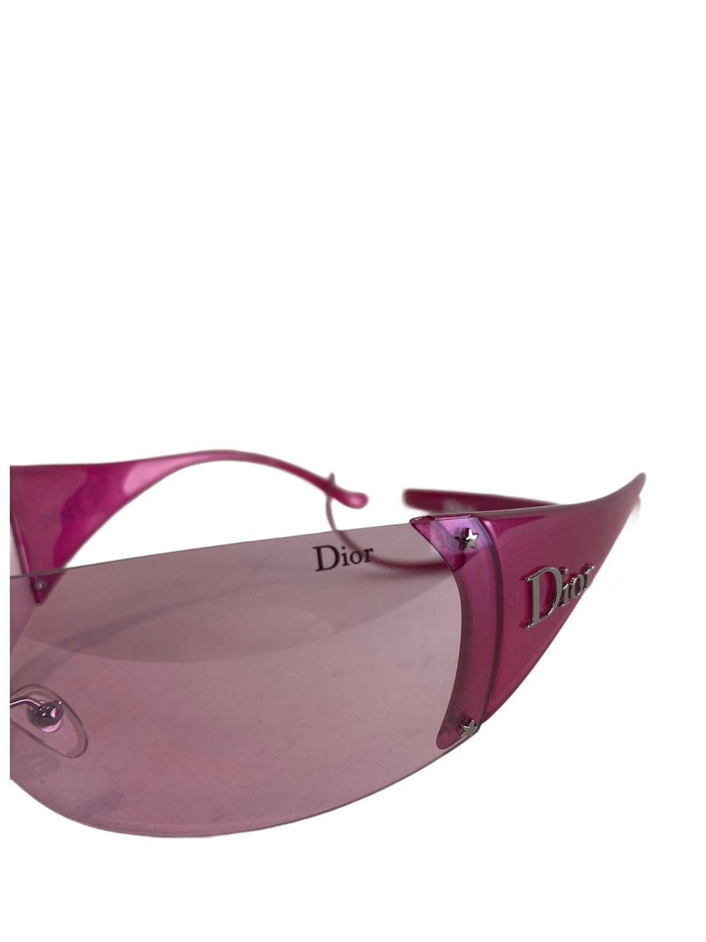 Christian Dior Wrap Around Sunglasses