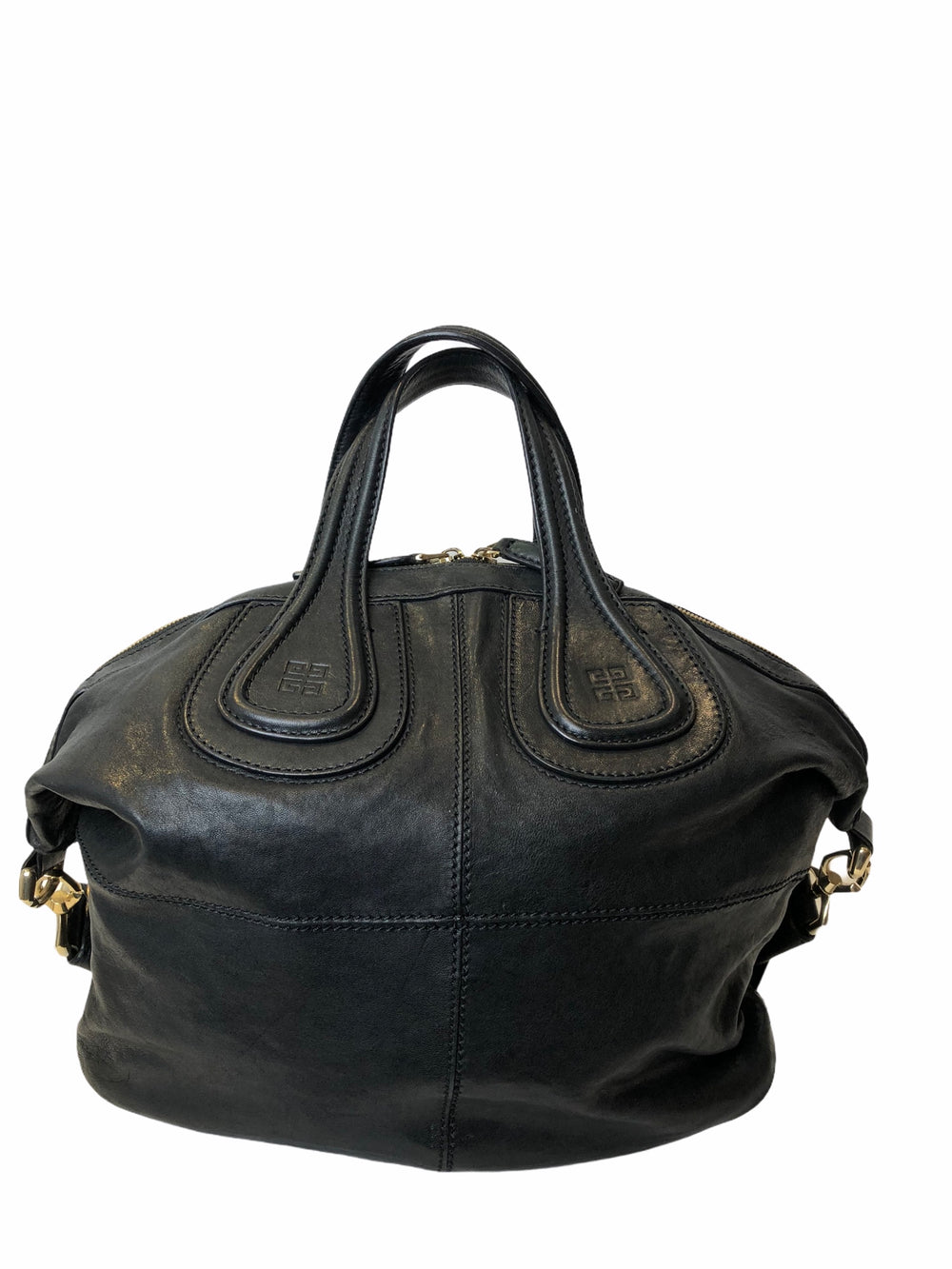 Givenchy Black Leather Tote Bag - As Seen on Instagram